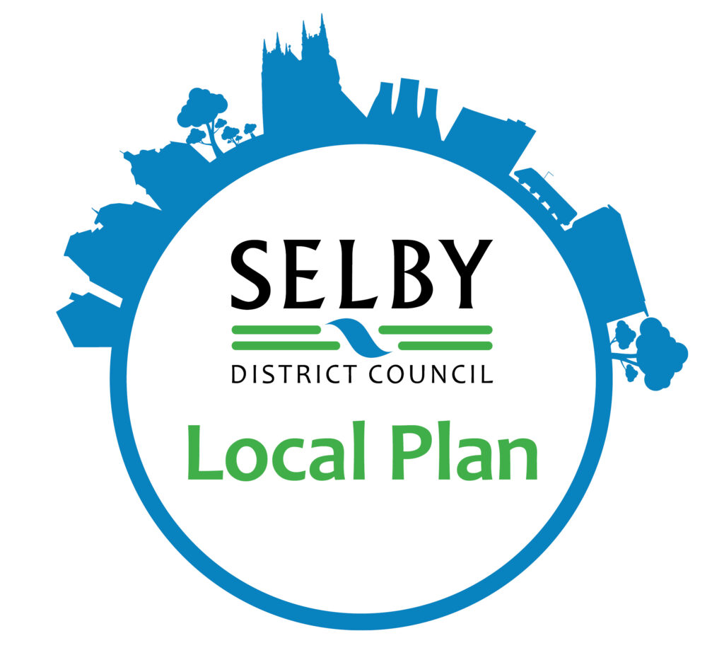 Selby District Council local plan Logo